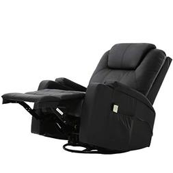 Recliner Chair Reclining Sofa Power Recliner PU Leather Elec