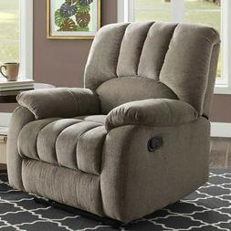 Deluxe Extra Large Recliner Chair Living Room Home Furniture