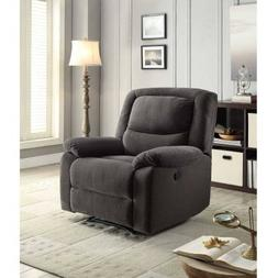 "Serta Power Recliner, Grey | 37.75""W x 38""D x 41""H"